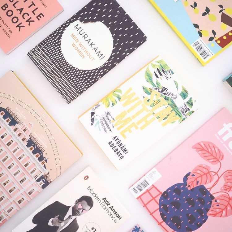 רשימת קריאה לקיץ במגזין Fashion tails Luba Shraga