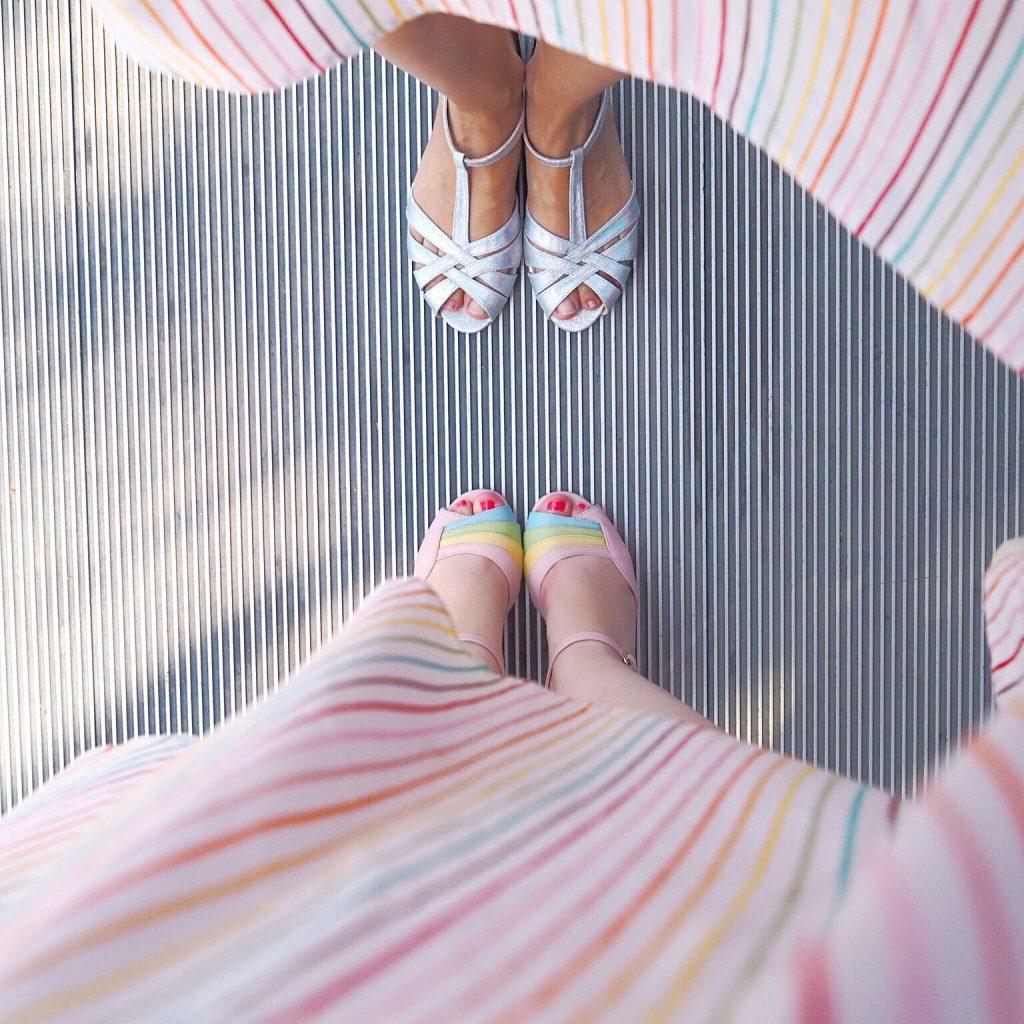 האמת שמאחורי האינסטגרם במגזין Fashion Tails Luba Shraga