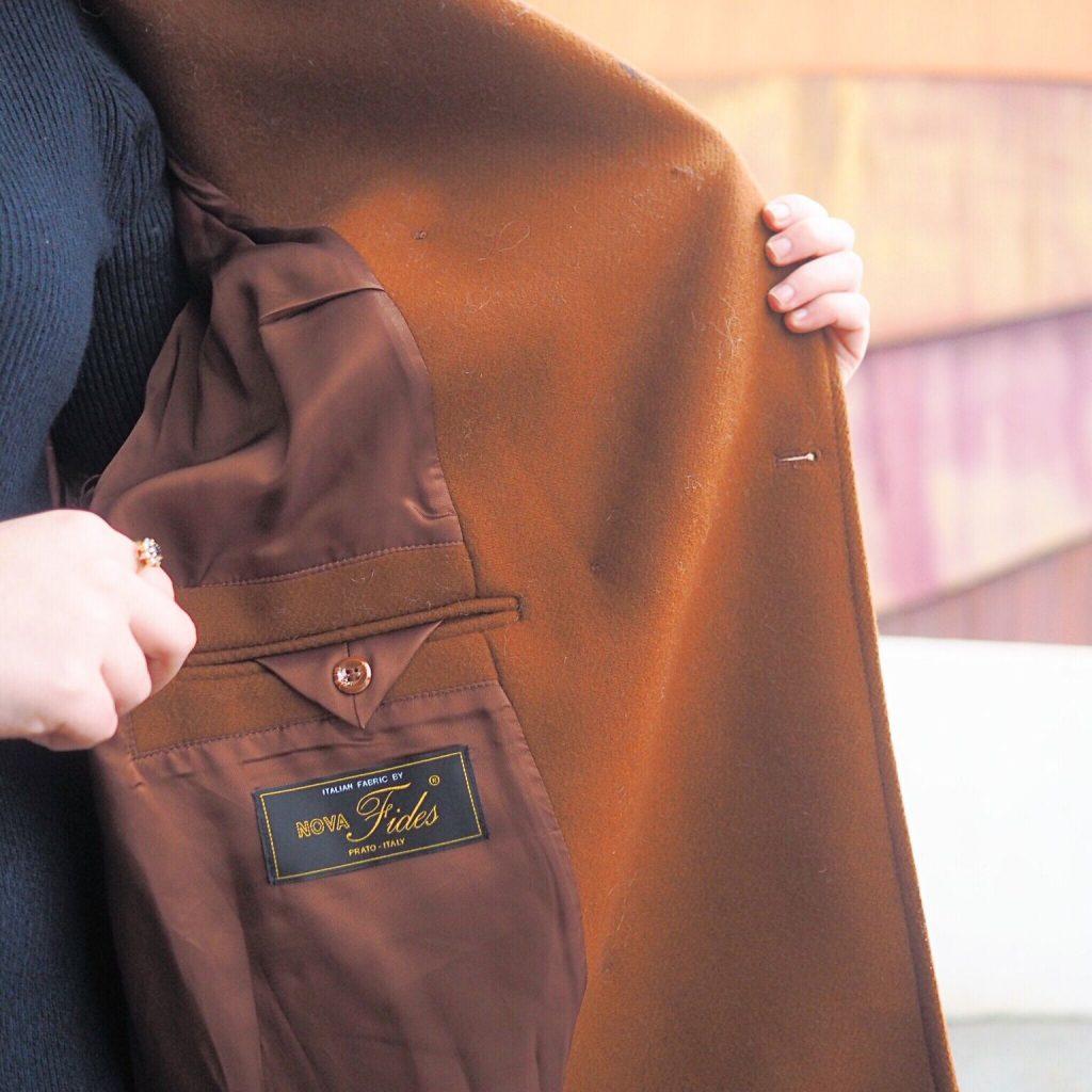 מעיל החורף המושלם Fashion Tails Luba Shraga