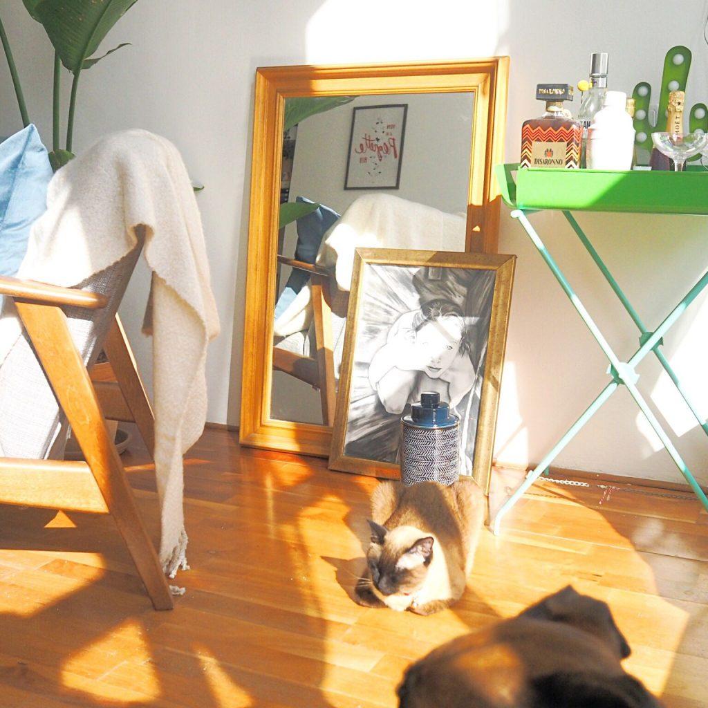 סיור בסלון שלי Fashion Tails Luba Shraga