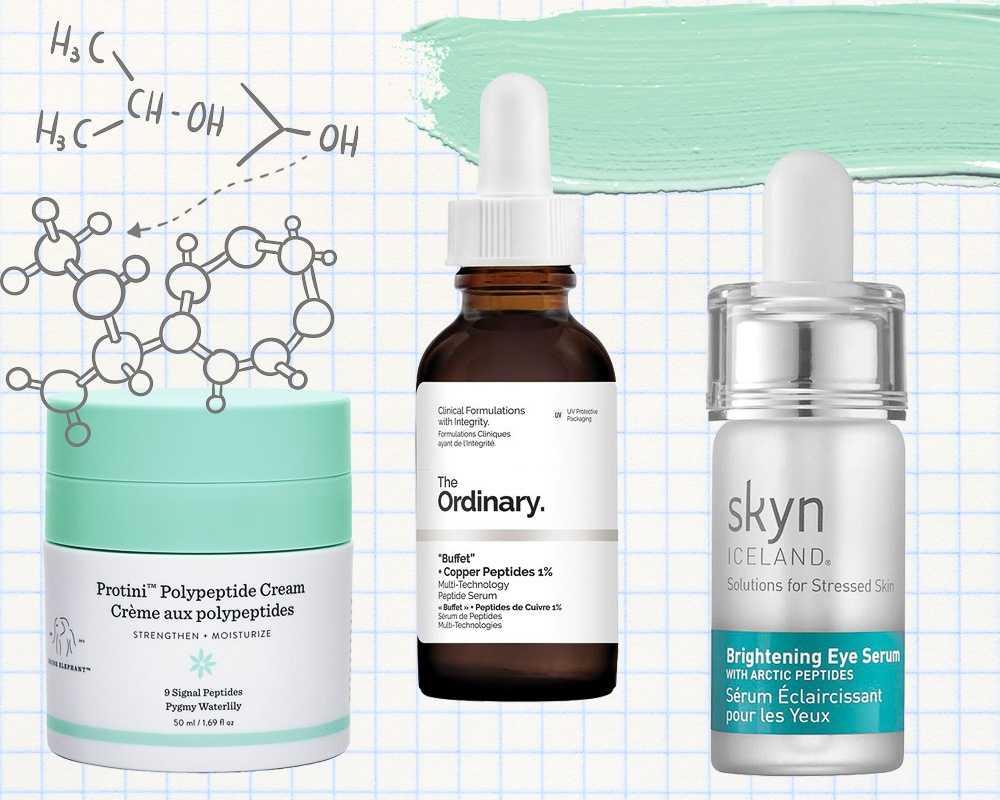 במעבדת הניסויים: רכיבים שמועילים לעור